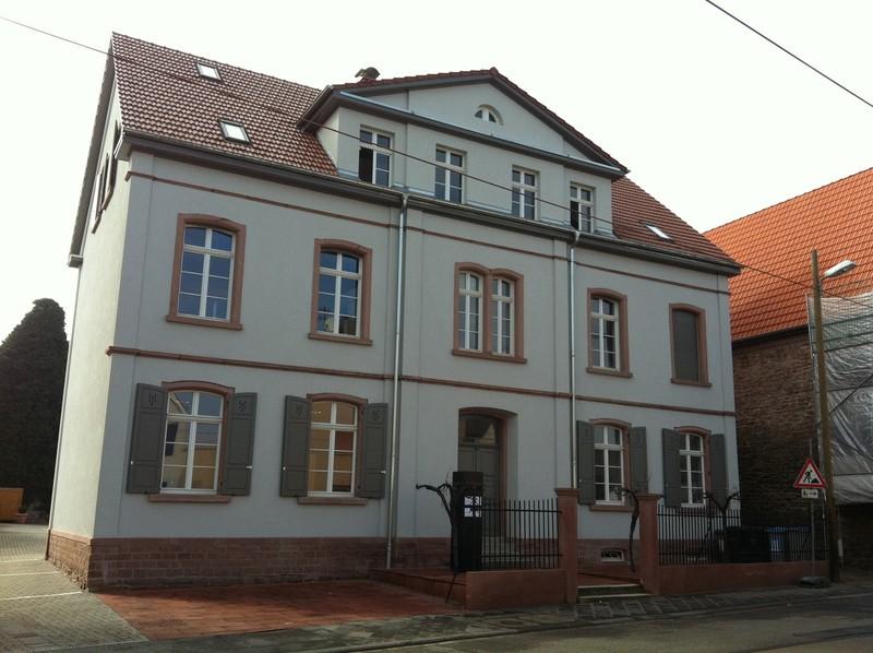 Alte Schule in Mannheim