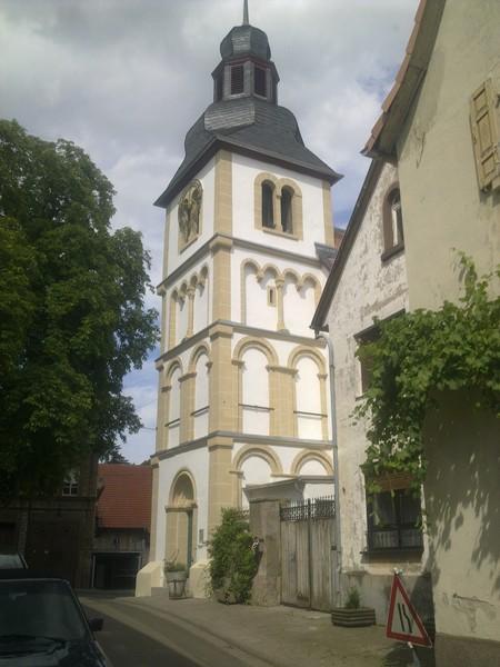 Ev. Kirche in Dalsheim