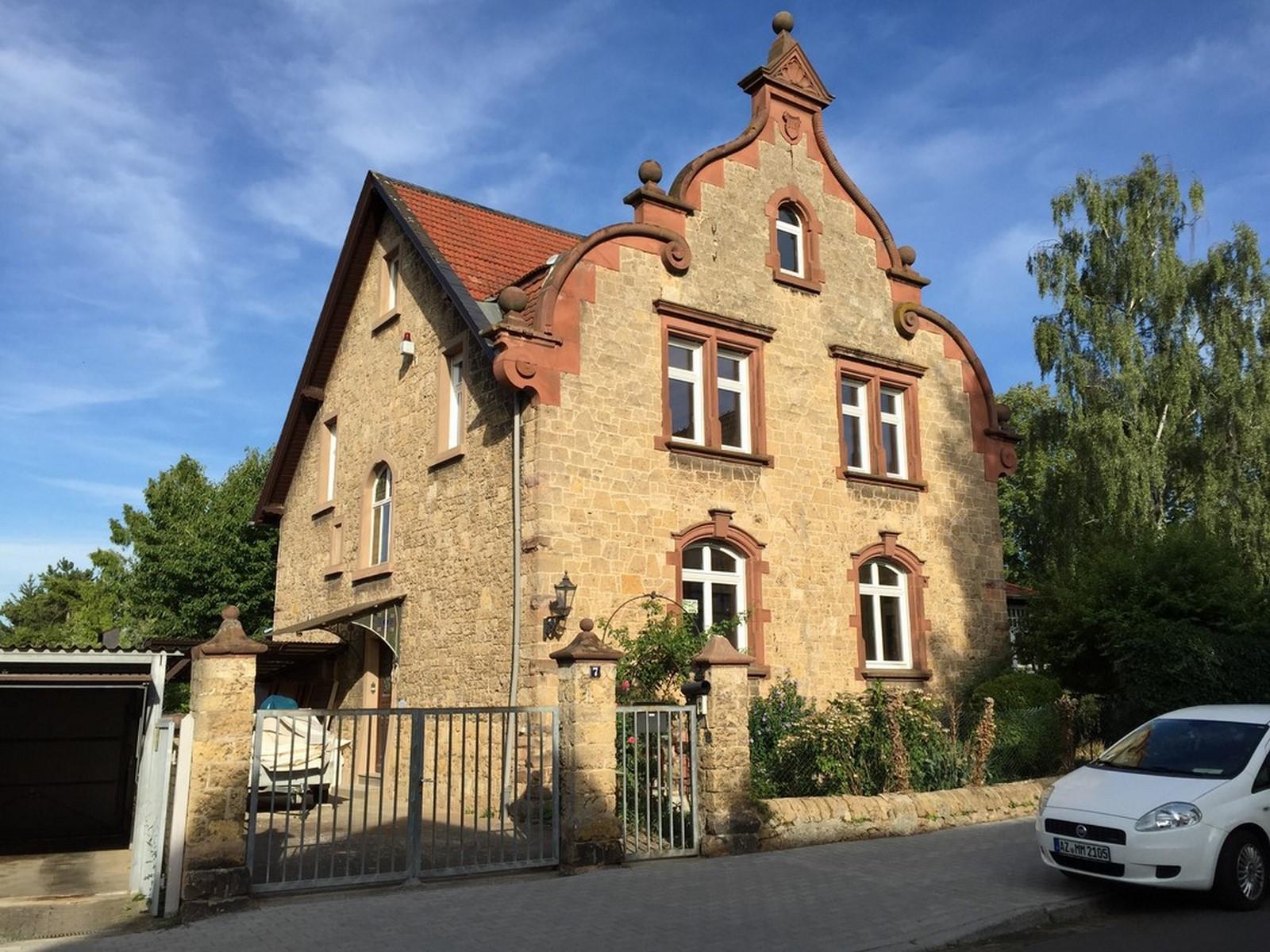Fassadensanierung in Alzey