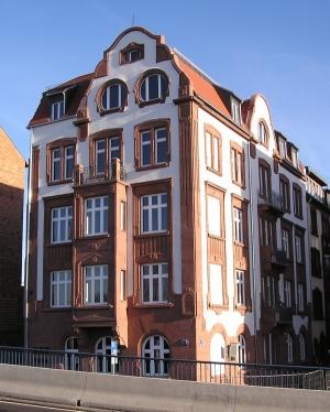 Mannheim C8/15;  Restaurierung der Fassade